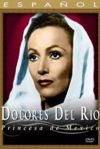 """""""portada del DVD de Dolores del Rio"""""""